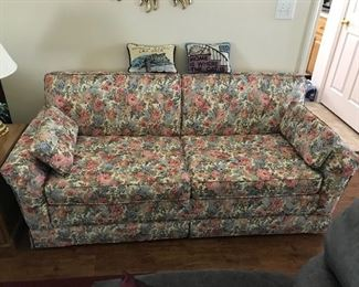 this is a great sleeper sofa! Like new