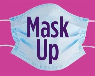 We want to stay in business....please Mask up!