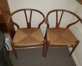 Vintage Danish Modern Chairs