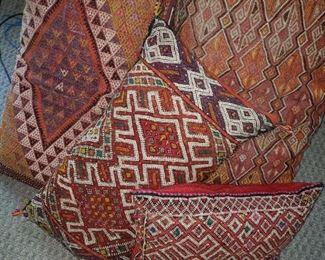 Persian Carpet Pillows