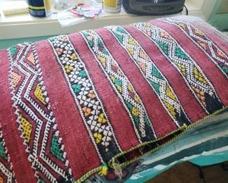Persian Carpet Carrier