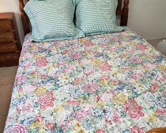 Double Bed Headboard - Needs mattress