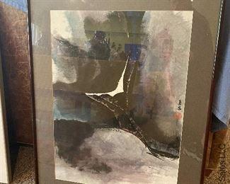 ITEM 132: Orignal artwork   $195