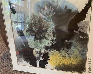 ITEM 133: Orignal artwork $195