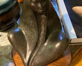 Authentic Allan Houser sculpture