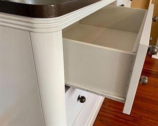 Dresser & Desk glide drawers