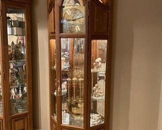 Grandmother Curio Clock