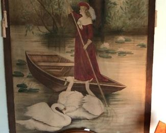 Painting by family ancestor