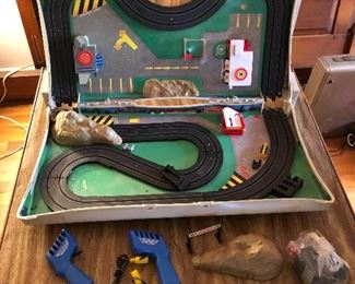 Micro machines set with cars