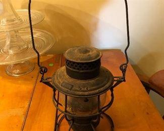 Southern Railway lantern