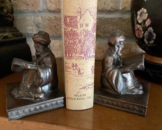1923 Aronson bookends