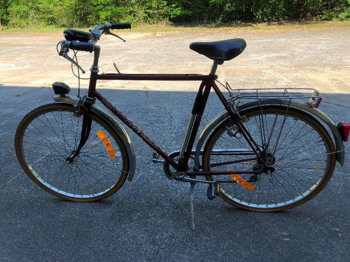 Vintage Peugeot Bicycle
