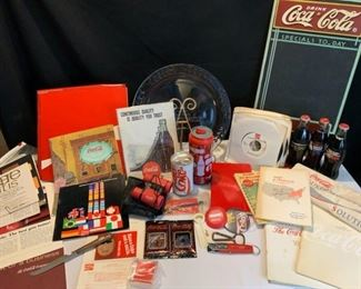 CocaCola Books  Collectibles 1970s