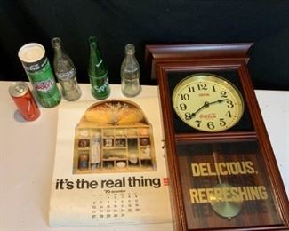 CocaCola Clock...its the REAL thing