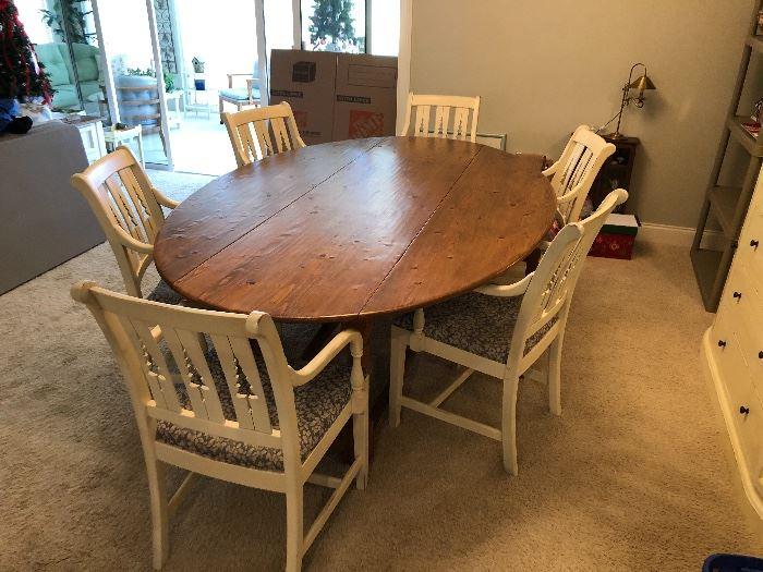 Farm style Pine Table