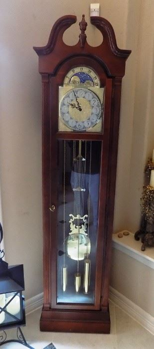 Ridgway Grandfather Clock $1200