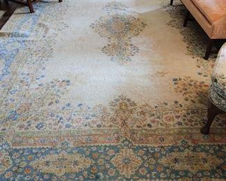 """Original rug 17'5"""" x 10'7"""""""