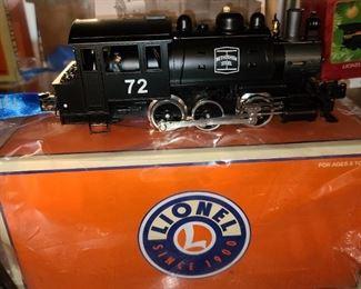 Lionel Bethelem Steel Locomotive Train