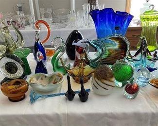 Murano glass, Eickholt paperweight