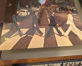 Sealed Beatles Album