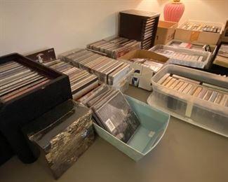 CDs (Several Sealed)