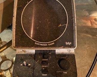 1983 Epoch's Galaxy II Electronic Game