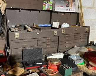 Machinist Toolboxes