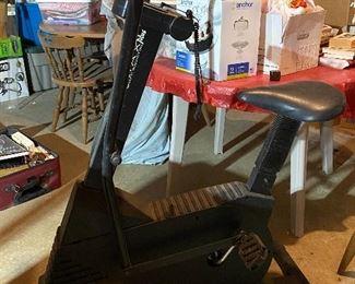 Vitamaster Fitness Exercise Bike