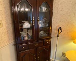 Kincaid Furniture Corner Cupboard