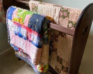 Quilts/Quilt Rack