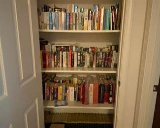 Assorted Hardback and Paperback Books