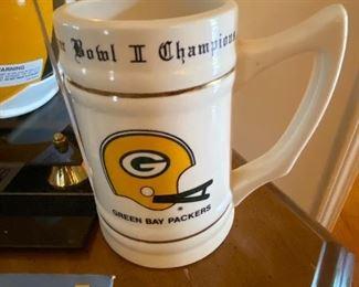 Green Bay Packers Championship Mug