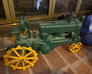 Iron Tractor