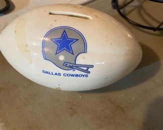 Dallas Cowboys Bank