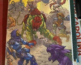 Masters of the Universe Number 1