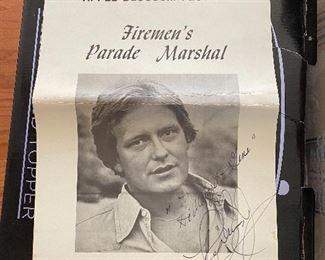 Rex Allen Jr. Autographed Poster