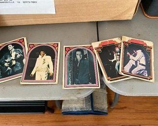 Elvis Presley Collectors Cards