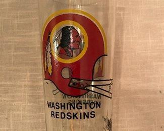 Holly Farms Redskin Glass