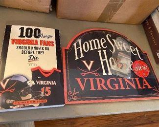 Virginia Football Ephemera (UVA)