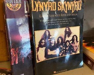 Lynyrd Skynyrd Guitar Books