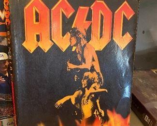 1997 AC/DC Guitar Tablature