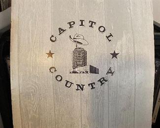 1978 Capitol Country Fan Fair Program