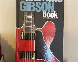 """""""The Ultimate Gibson Book"""""""