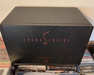 Frank Sinatra CD Holder/Storage Only