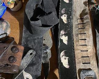 Beatles Guitar Strap