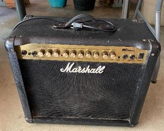 Marshall MG30DFX Amplifier (Powers On)
