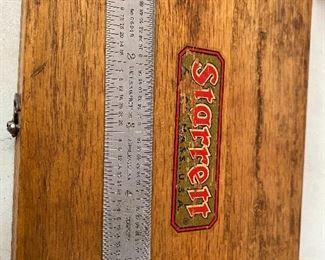 Starrett Metal Ruler