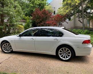 BMW 750LI 97650 Miles