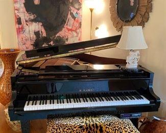 Kawai Baby Grand player piano - Ebony finish - works perfectly!  You'll love it!