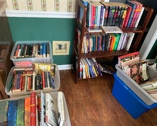 Lots of book